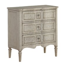 3 Drawer Accent Chest by Coast to Coast Imports LLC
