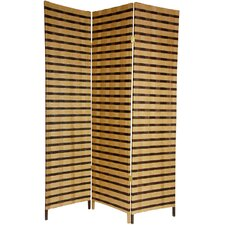70.75 x 44 3 Panel Room Divider by Oriental Furniture