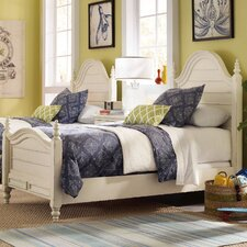 Sandcastle Twin Wood Four Poster Bed by Hooker Furniture