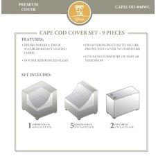 Cape Cod 9 Piece Cover Set by TK Classics