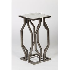 Geometric End Table by Knox & Harrison