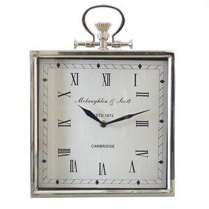 McLaughlin and Scott Analogue Wall Clock