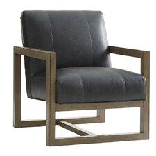 Shadow Play Harrison Leather Armchair by Lexington