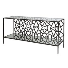Cracked Ice Console Table by Allan Copley Designs