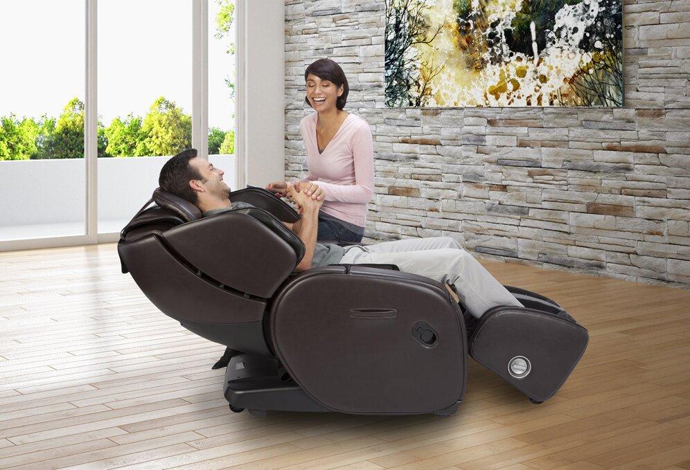 Human Touch AcuTouch 60 Reclining Massage Chair Reviews Wayfair