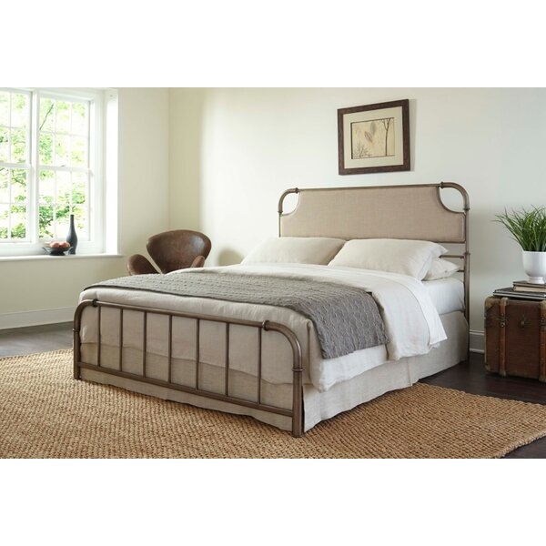 fashion bed group dahlia panel bed reviews wayfair - Panel Bed Frame