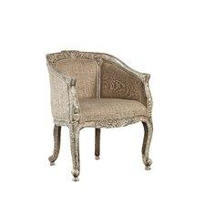 Bella Petite Bergere Barrel Chair by Furniture Classics LTD
