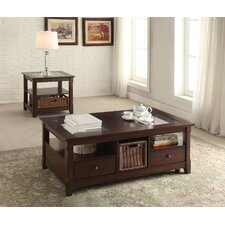 Hagen Coffee Table Set by A&J Homes Studio
