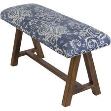 Carlea Upholstered Bedroom Bench by August Grove