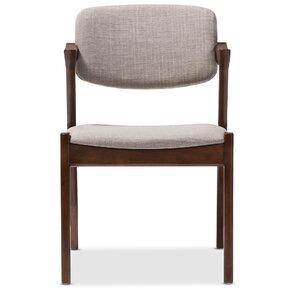 Baxton Studio Simona Arm Chair (Set of 2) by Wholesale Interiors