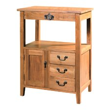 Louis 4 Drawer Accent Cabinet by NES Furniture