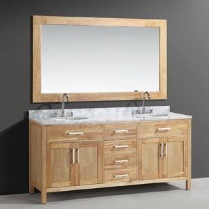 Bathroom Double Sinks