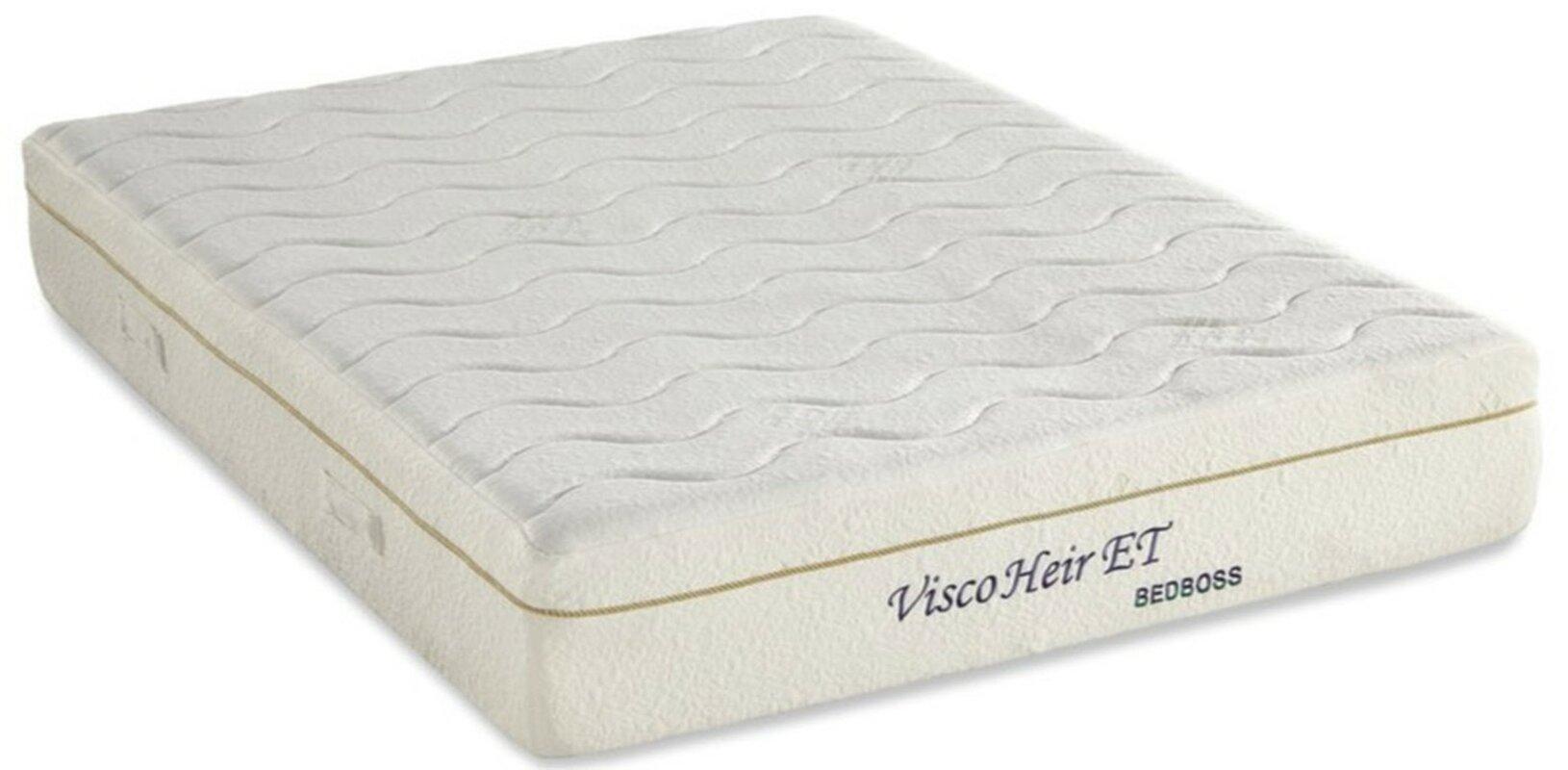 """Bed Boss Heir ET 11"""" Firm Memory Foam Mattress & Reviews"""