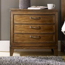 Retropolitan 3 Drawer Bachelors Chest by Hooker Furniture