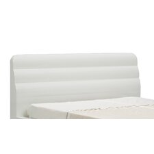Liquido Upholstered Panel Bed by Whiteline Imports