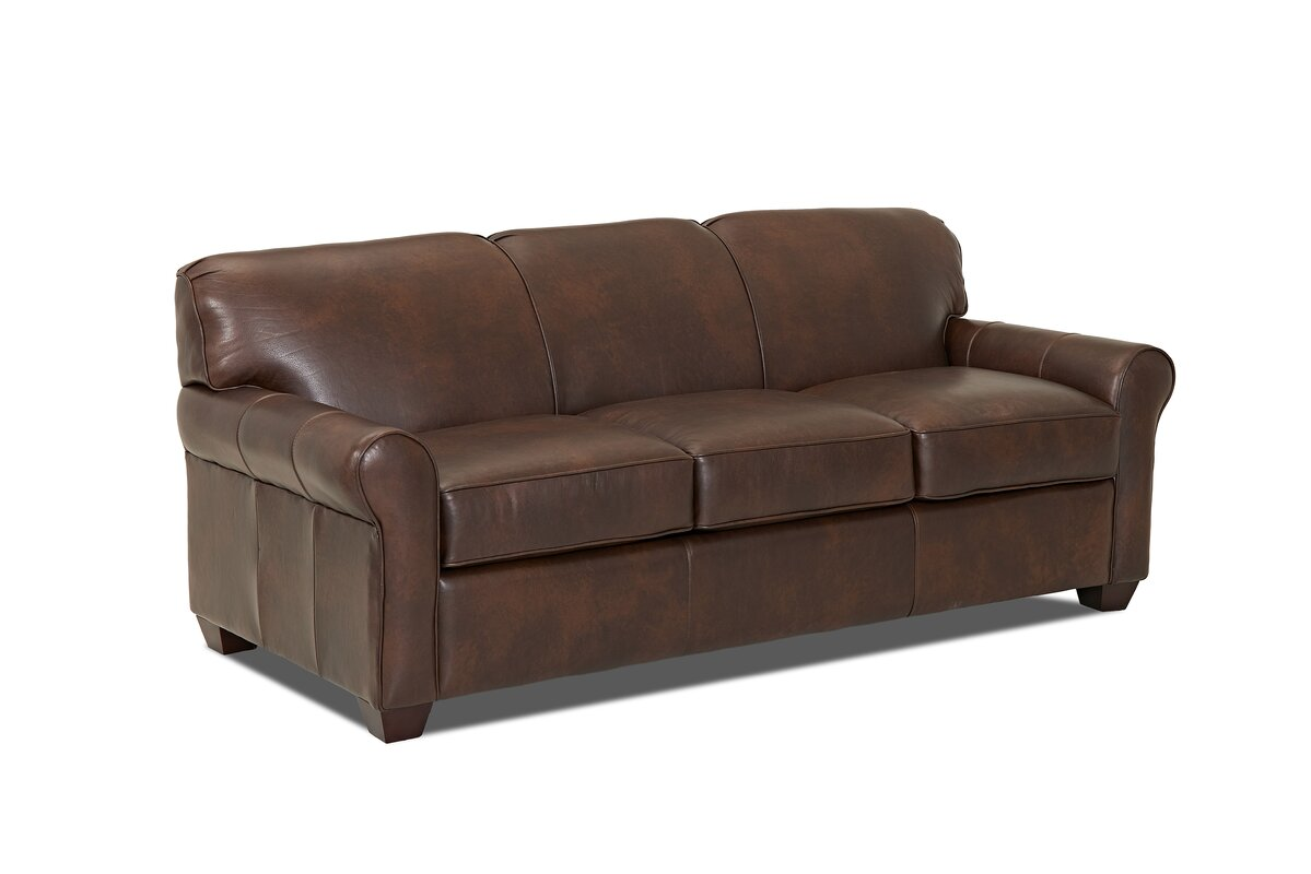 Leather Sleeper Chair - Default_name