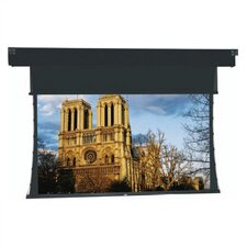 Tensioned Horizon Electrol Electric Projection Screen by Da-Lite