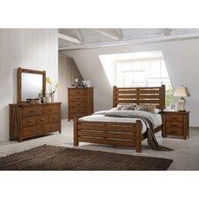 Cergy Panel Customizable Bedroom Set by Loon Peak