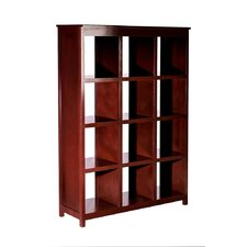 Urban Alder Display 67 Cube Unit Bookcase by Forest Designs