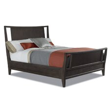 Hudson Panel Bed by Brownstone Furniture