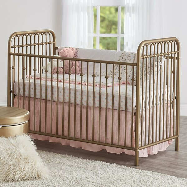 standard cribs - White Baby Crib