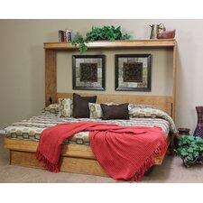 Portola Birch Queen Murphy Bed by Wallbeds