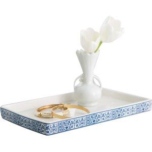 Porcelain Bathroom Accessory Tray