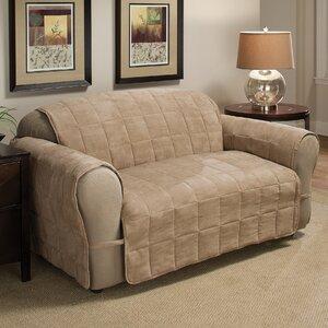 DuVig Sofa Slipcover by Red Barrel Studio