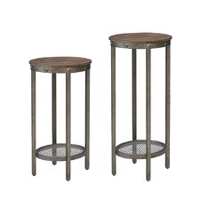 Sheridan 2-Piece End Table by INK+IVY