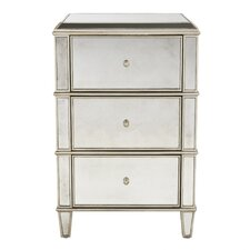 Jadyn 3 Drawer Nightstand by Rosdorf Park