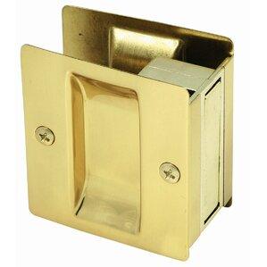 passage pocket door hardware