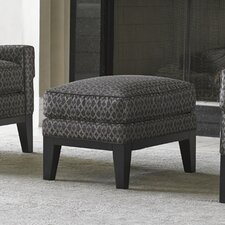 Giovanni Leather Ottoman by Lexington