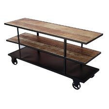 57 TV Stand by Timbergirl