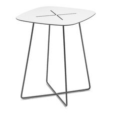 Cross-q Coffee End Table by Domitalia
