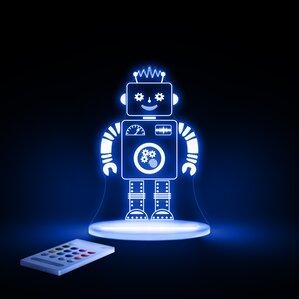 Aloka Robot Night Light