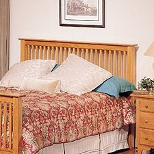 Highland Road Bedroom Shaker Slat Headboard by Chatham Furniture
