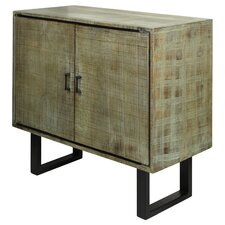 Canala 2 Door Cabinet by World Menagerie