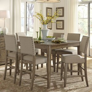 grey kitchen & dining room sets you'll love | wayfair