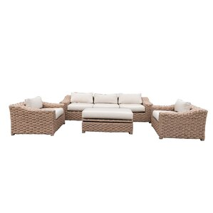 Stonehill 6-Piece Patio Sectional Seating Group