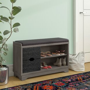 Shoe Storage Bench By Red Barrel Studio