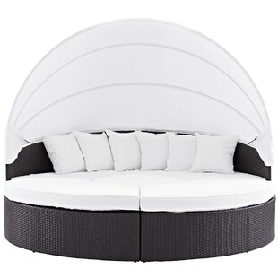 Modern & Contemporary Outdoor Canopy Daybed | AllModern