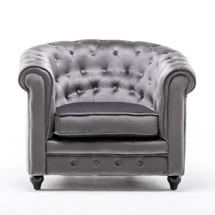Chesterfield Chair By Willa Arlo Interiors