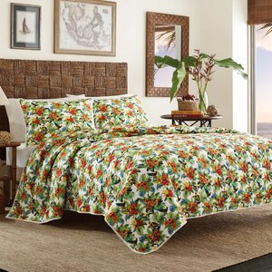 Parrot Cove Quilt by Tommy Bahama Bedding
