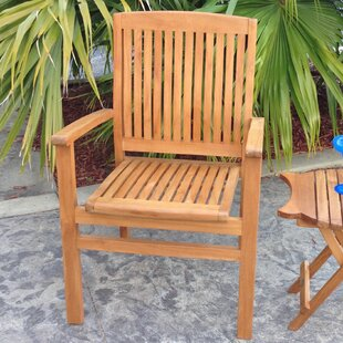 Belize Teak Patio Dining Chair