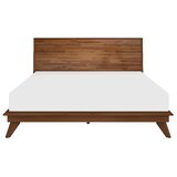 Moffitt Low Profile Platform Bed by Brayden Studio®