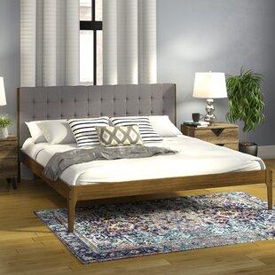 Parrott Wood Platform Bed by Trule Teen