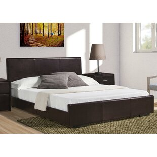 Hindes Upholstered Platform Bed
