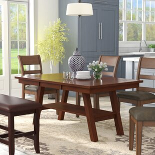 Mackinaw Traditional Dining Table by Andover Mills Design