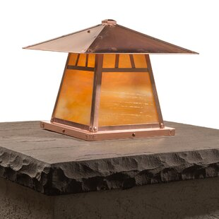 Millwood Pines Kody 1-Light Pier Mount Light