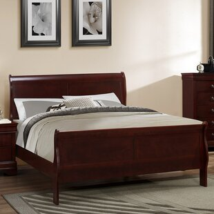 Order Braiden Sleigh Bed by Charlton Home Reviews (2019) & Buyer's Guide